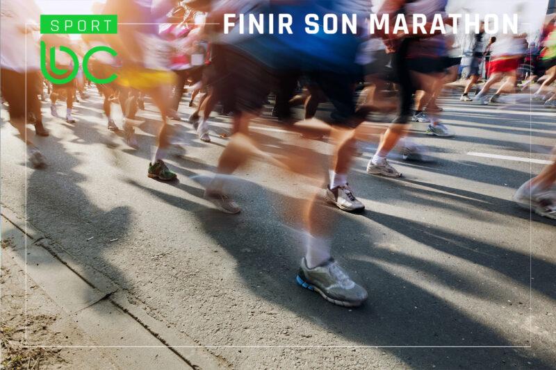 Finir son marathon